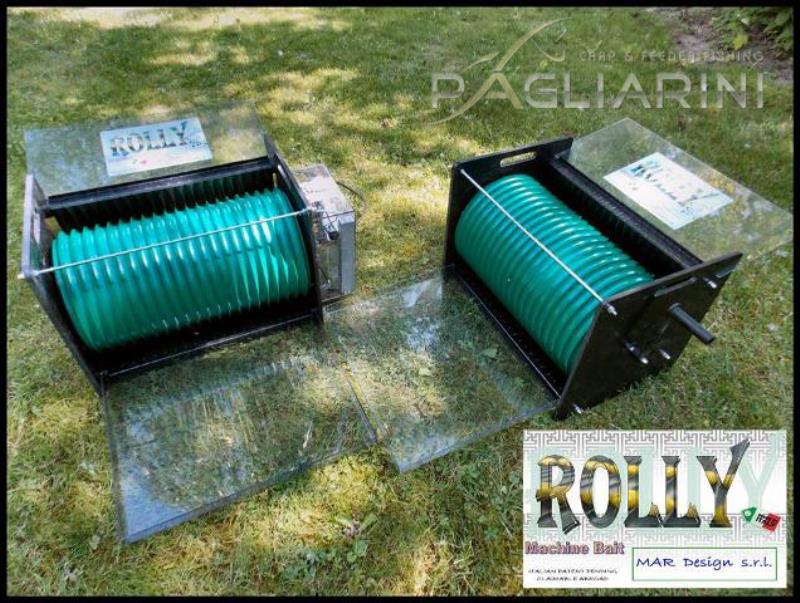 ROLLYCARP 24 mm MOTORIZZATA - METALLO CROMATO