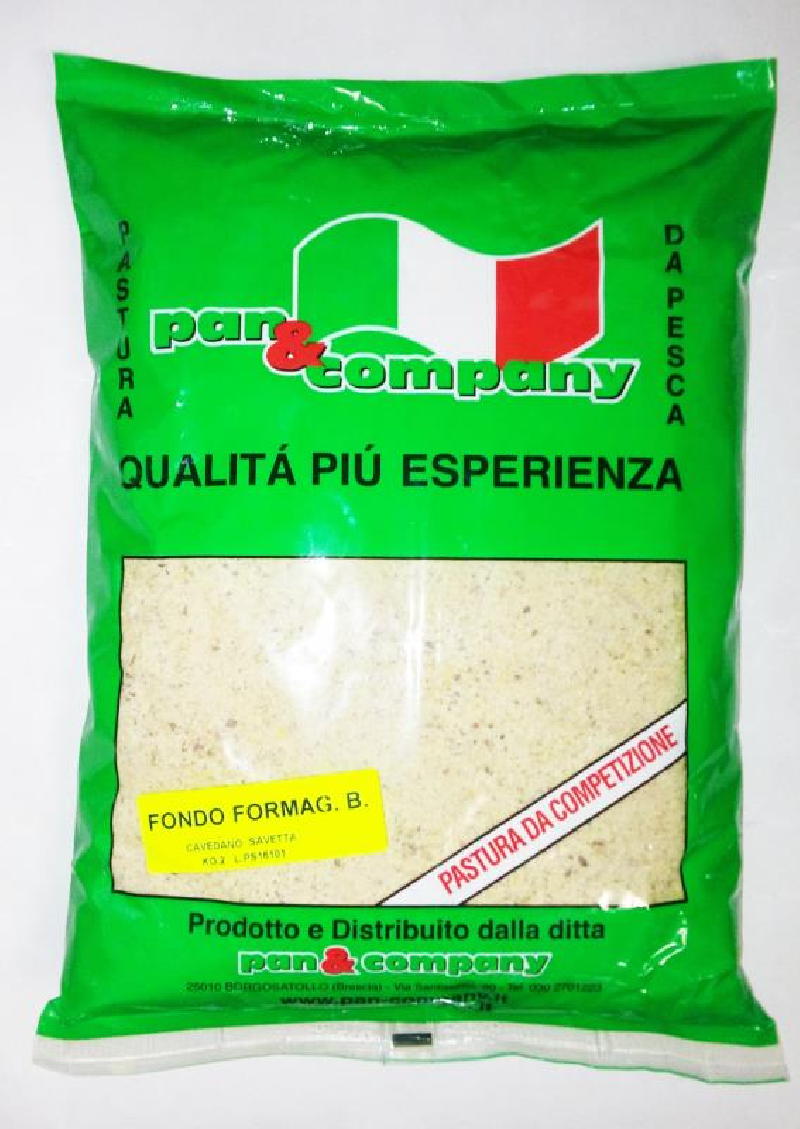 FONDO FORMAGGIO BIANCA  2.5 Kg