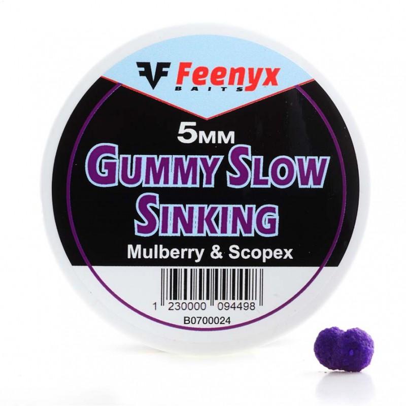 GUMMY SLOW SINKING - MULBERRY & SCOPEX